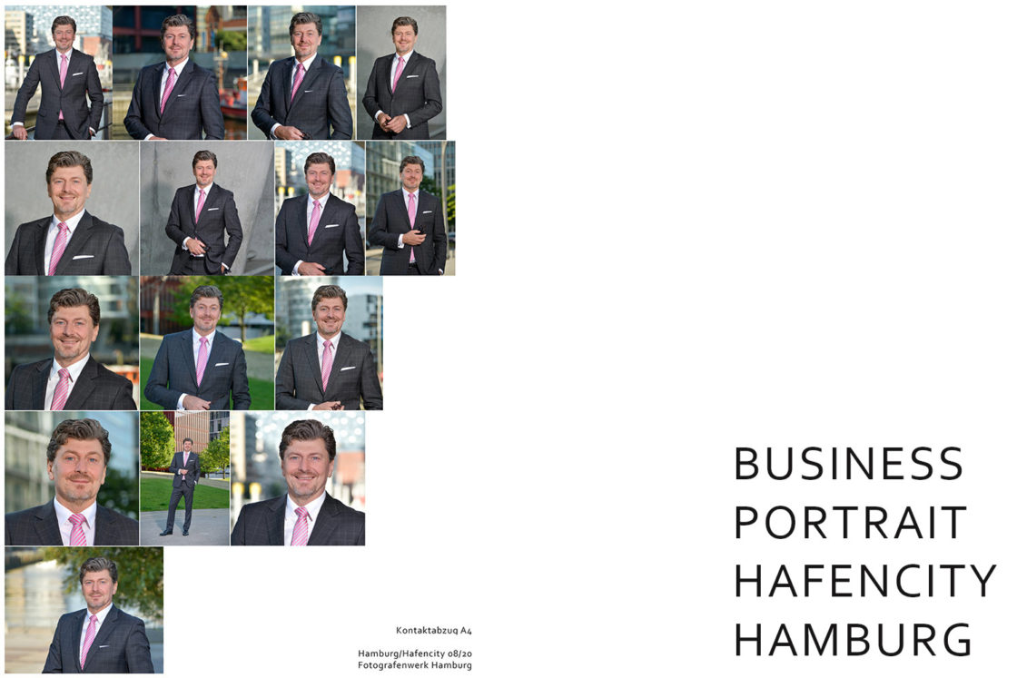 Businessportrait Hafencity